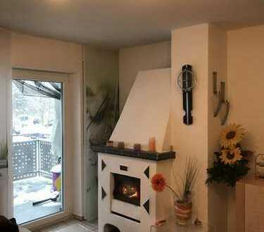 Gepflegte 3-Zimmer-Wohnung mit Balkon und Einbauküche in Albstadt