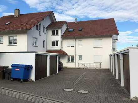 Gepfl. 4-Zi.-EG-Mietwohnung in BL-Dürrwangen im 6-Fam.-Haus in sonniger Aussichtslage