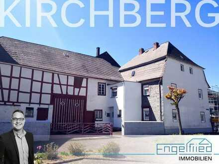 Denkmalgeschütztes Wohnhaus mit Fachwerk, Scheune und Geschichte