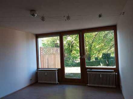 Günstige, gepflegte 2-Zimmer-Terrassenwohnung mit Balkon und Einbauküche in Baiersbronn