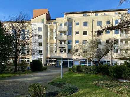 Essen-Stadtwald - 2 ½ Raum -ETW in einer Senioren-Wohnanlage als Kapitalanlage