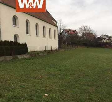 Bauträger-Grundstück ohne Altbestand in Hepberg