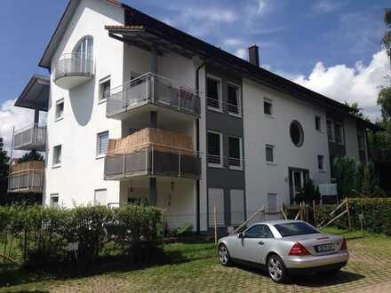 Schöne 1 Zi.-Wohnung - EG mit Terrasse