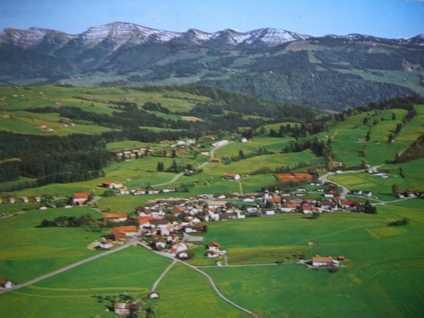 2-Zimmer-EG-Wohnung mit Terasse und EBK in Oberreute