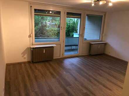 1-Zimmer Appartement in Top-Lage, Stadtteil Haubenschloss, zentrumsnah mit Westbalkon und Tiefgarage