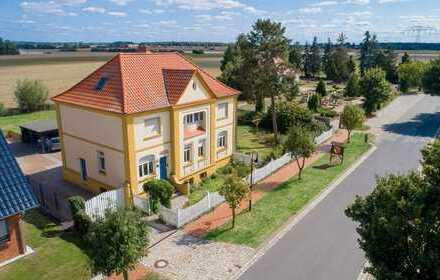 +++ gepflegtes Zweifamilienhaus in Randlage von Schinne +++