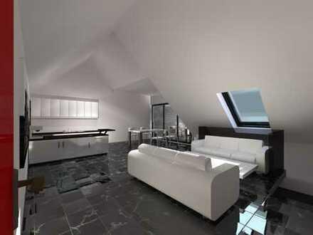 Exklusive Maisonette-Wohnung in Roetgen-Rott***im denkmalgeschütztem Bruchsteinhaus***Provisionsfrei