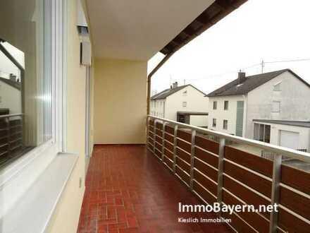 4-Zimmer-Wohnung mit Balkon und Garage in Oberauerbach