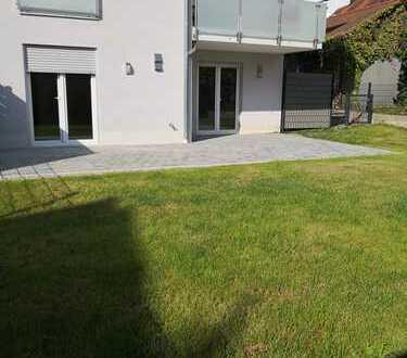 Wohnung - 3,5 Zimmer, Privatgarten, Keller, Stellplatz