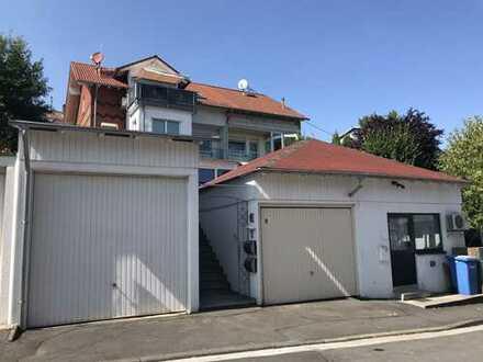 Doppelhaushälfte mit viel Platz, Garten und Garage in Ortsrandlage