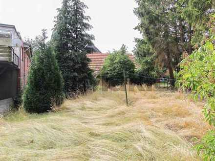 Grundstück mit Altbestand in attraktiver Lage südlich von Bremerhaven nahe der Weser