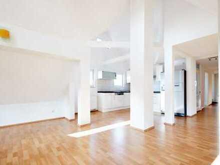 großzügige 5-Zimmer-Maisonette-Wohnung, kernsaniert und einzugsbereit