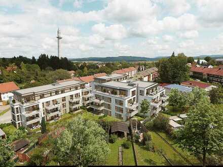 "Wohnpark "" Zum Turmblick"" - Burkardstr. 15 - Rottweil - H3W10"