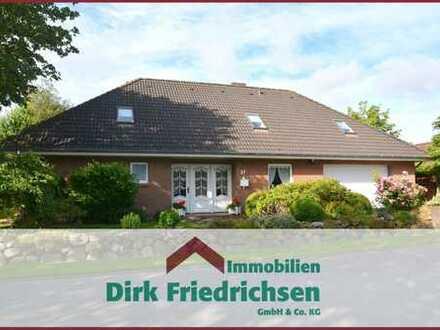 Exklusives Wohnhaus in zentrumsnaher und ruhiger Wohnlage mit herrlichem Grundstück