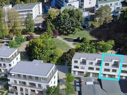4,5-Zimmer-Townhaus über 3 Ebenen, Terrasse, Garten, Dachterrasse