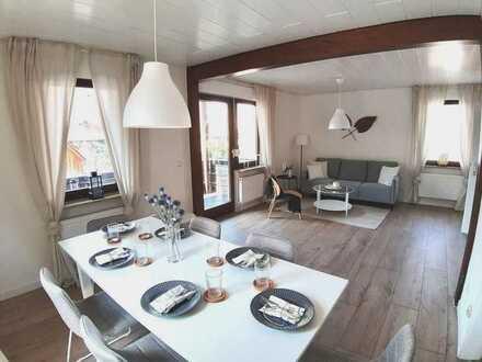 Gemütliche Doppelhaushälfte - frisch renoviert!