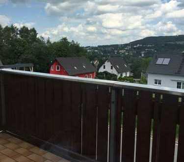 Freundliche 2-Zimmer-Terrassenwohng., Balkon, Garage