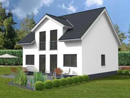 *Ein Architektenhaus- individuell nach Ihren Wünschen!*
