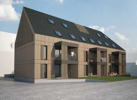 Modernes Mehrfamilienhaus in der Ortsmitte von Bleibach