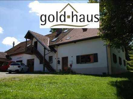 Mehrgenerationenhaus mit zwei Wohneinheiten inkl. Gewerbe zwischen Landsberg/Augsburg