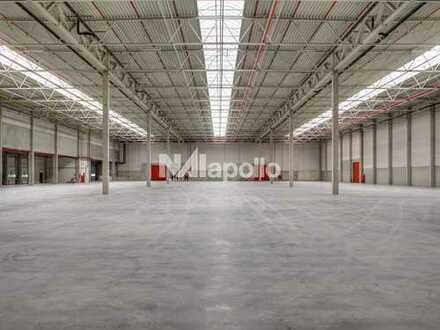PROVISIONSFREI | Autobahnnähe | moderne Logistikprojektierung | teilbar ab 8.000 m² | 20 Rampentore
