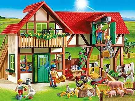 Ehemaliges Landwirtschaftliches Anwesen mit Wohnhaus u. zusätzlicher Scheune - 1890 m² Grund .. !