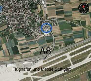 Gewerbebauplatz 3.500qm (Messe/Flughafen)