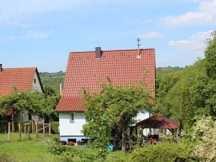 Einfamilienhaus mit hohem Grundstückspotenzial