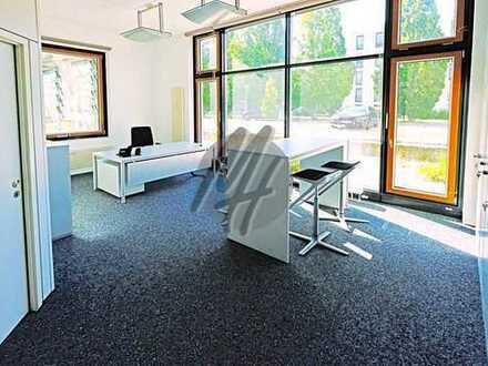 KEINE PROVISION ✓ TOP-LAGE ✓ NÄHE BAB + ÖPNV ✓ Moderne Büroflächen (370 m²) zu vermieten