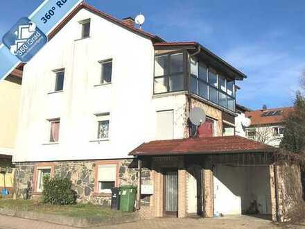 3-Familienhaus mit großem Garten in Ober-Abtsteinach