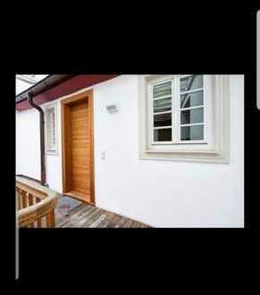 Schöne 3-Zimmer-Maisonette-Wohnung mit Aussenterasse und EBK in Neustadt an der Weinstraße
