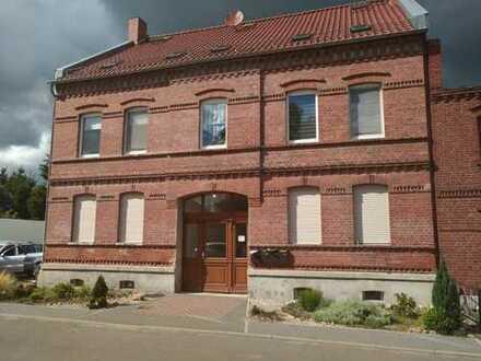 Schöne, sanierte 4-Zimmer-Wohnung mit EBK in Burg