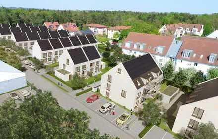 BAUBEGINN BEREITS ERFOLGT! Schon 60 % verkauft! Sonnenhäuser Moosburg - Neubau-Wohnungen KfW40+