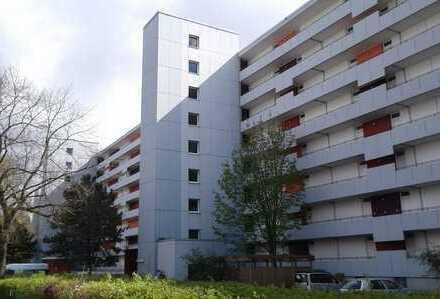 Gute Kapitalanlage - Vermietete 1-Zimmer-Wohnung m. Balkon