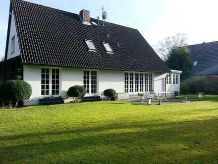 Einfamilienhaus in den Hamburger Elbvororten