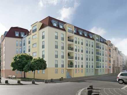 Erstbezug mit Einbauküche und Balkon: exklusive 1,5-Zimmer-Wohnung in Nürnberg
