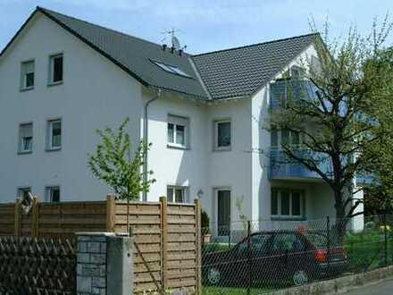 Erlangen-Eltersdorf: schöne und helle 3-Zimmer Komfortwohnung mit Garten und Süd-Terrasse