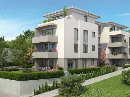 Exklusive 2-Zimmer Wohnung mit großzügiger Terrasse