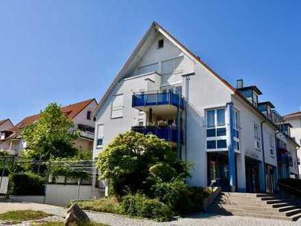 Wohnen mit Blick im Ortskern von Kesselsdorf