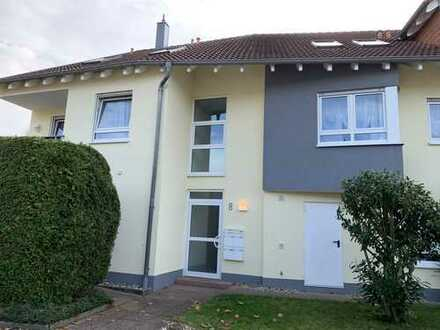 Helle und ruhig gelegene 3-Zimmer-Wohnung mit zwei Balkonen