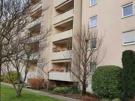 Helle und gepflegte 3-Zimmer-Wohnung mit Loggia in Speyer - West