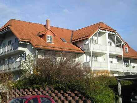 Helle 5-Zimmerwohnung mit Terrasse in ruhiger Lage von Höckendorf