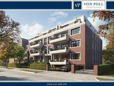 Exklusives Wohnen in stilvollem Neubau in Schwachhausen