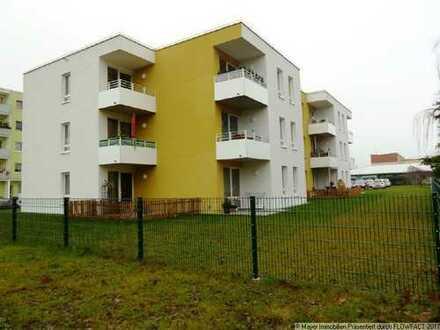 Hochwertige, barrierefreie Wohnung mit Aufzug und Balkon in Biesenthal