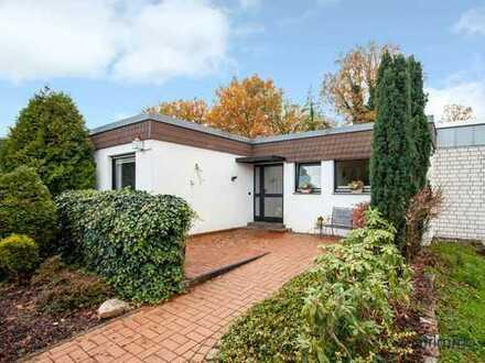 167 qm Bungalow mit Garten in bevorzugter Lage in Dorsten-Barkenberg in grüner Umgebung.