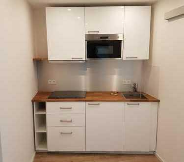 Erstbezug nach Sanierung: 1-Zimmer-Wohnung mit EBK in Pfinztal-Söllingen