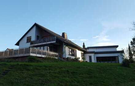 Exklusiv wohnen direkt am Fluss, 147m³ + 32m³ Bürofläche in Bad Oeynhausen-Werste