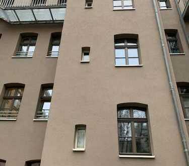 4-Zimmer-Maisonette-Wohnung in zentraler Lage der nördlichen Innenstadt von Halle (Saale)