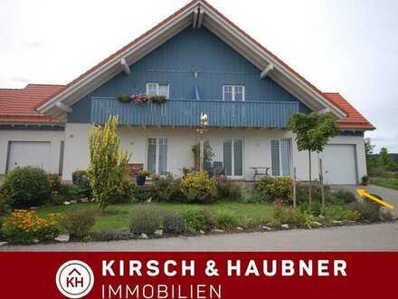 Wohnen & Leben in Lauterhofen! Schöne Doppelhaushälfte in  angenehmer Lage