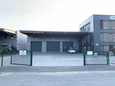 Moderne attraktive Hallefläche (ca. 300 qm) nur zur Lagerung in Rosbach v.d.Höhe provisionsfrei